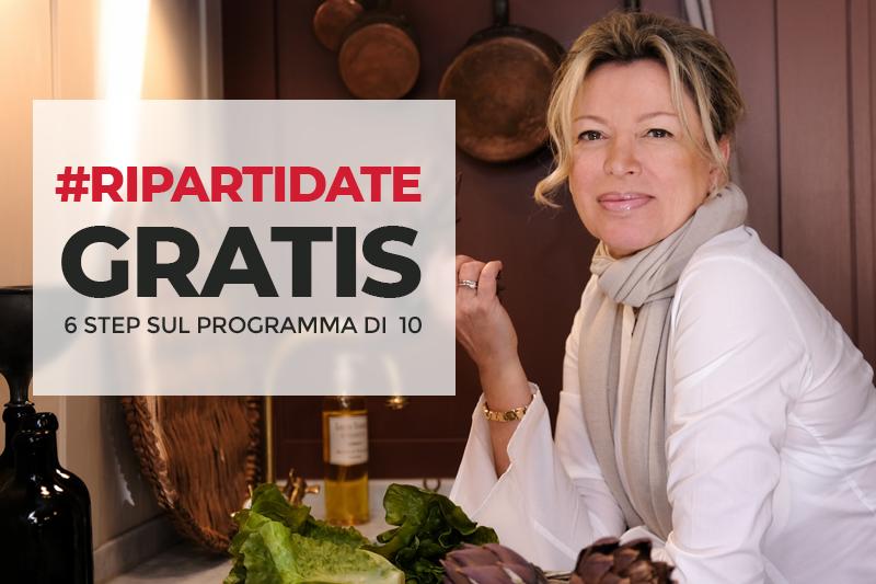 #RIPARTIDATE - CAMPAGNA PER LE DONNE: Percorso in 10 Step (6 gratuiti)